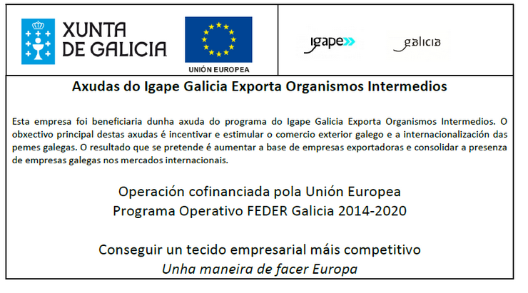 Igape Galicia Exporta Organismos Intermedios 2018