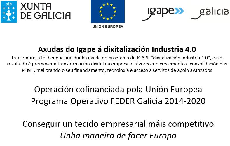 Obradoiros de Dixitalización Industria 4.0 2018