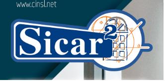 Sicar2: aplicación informática para la gestión de carpinterías de aluminio y PVC.