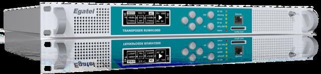 Equipos para la transmisión de Radio y TV Digital destinados al mercado broadcast profesional: Operadores y cadenas de TV.