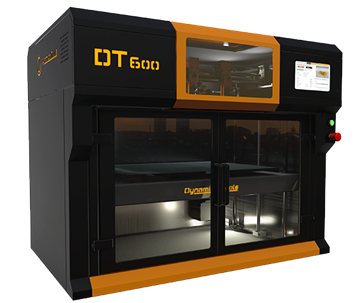 DT600 (Dynamical Tools) : Impresora 3D